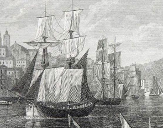 Port-Croft ship