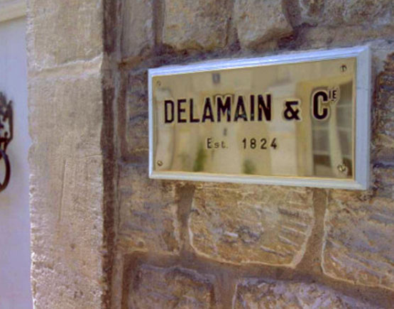 Delamain house jarnac