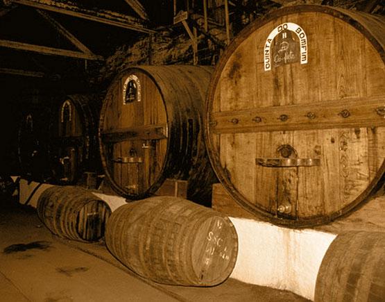 dow's barrels old