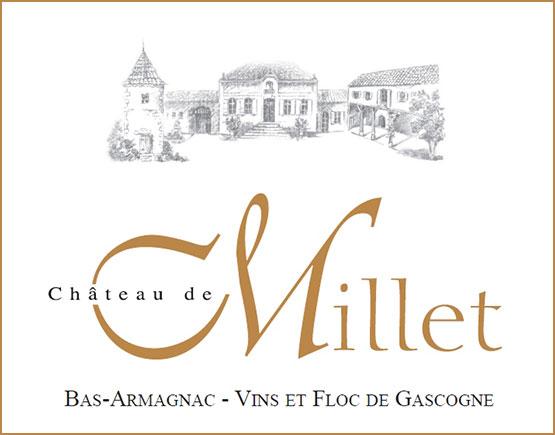 Armagnac-Domaine-de-Millet-logo