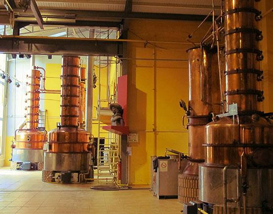Armagnac-de-Montal-distillery