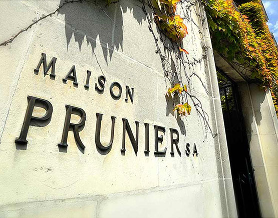House of Prunier