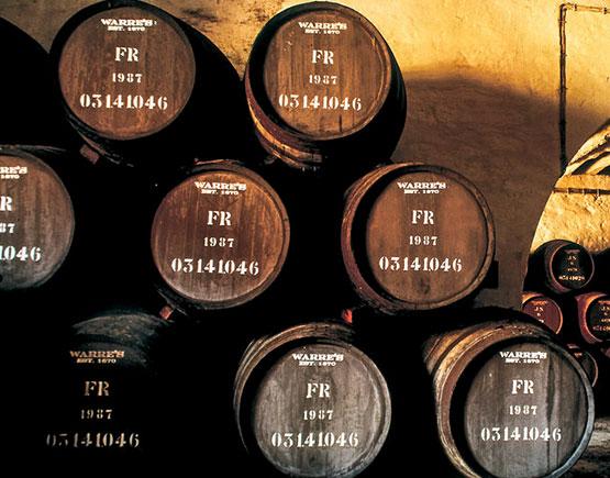 Port-Warre-barrels