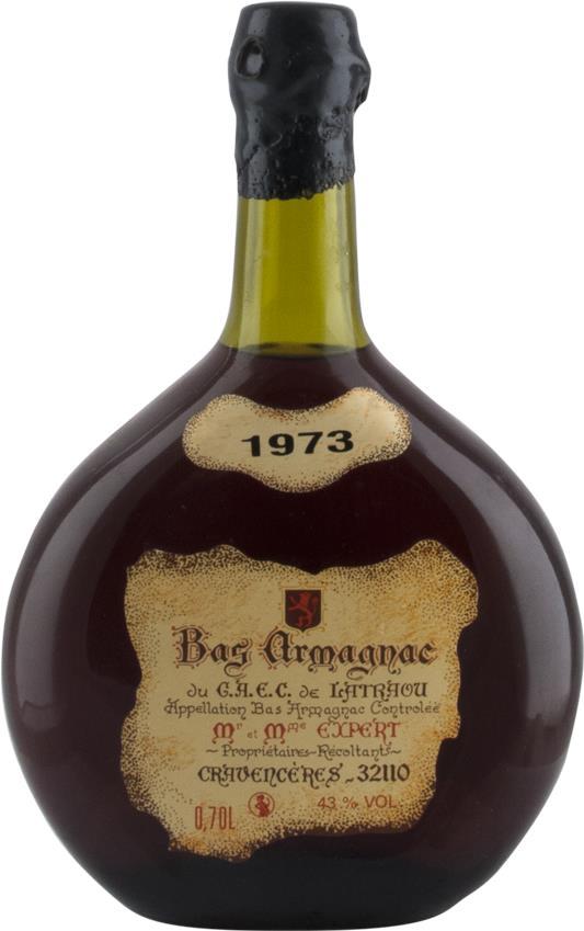 Armagnac 1973 du G.A.E.C. de Latraou (2974)