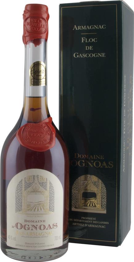 Armagnac 1970 Domaine d'Ognoas (2982)