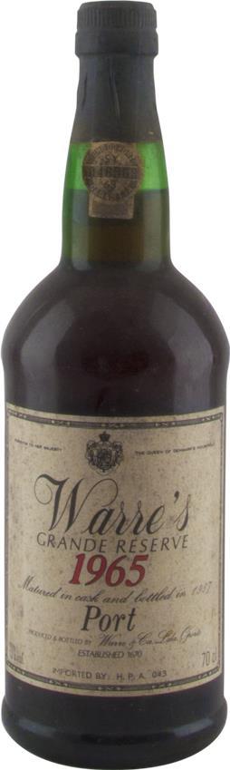 Port 1965 Warre's (3071)