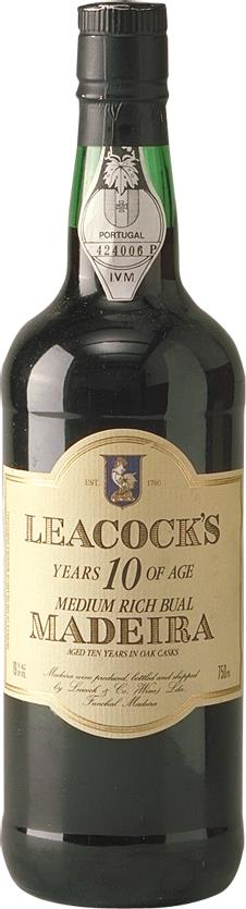 Madeira Leacock's Bual 10 Year (3241)