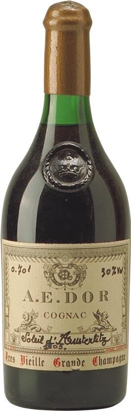 Cognac 1805 A.E. DOR Très Vieille, Soleil d'Austerlitz (3406)