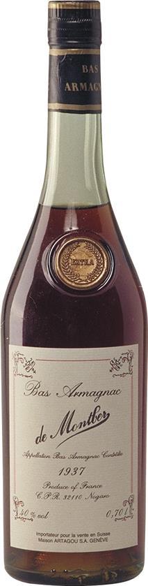 Armagnac 1937 Montber (3571)