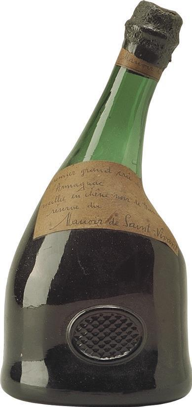 Armagnac 1950 Saint-Vivant de la salle (1253)