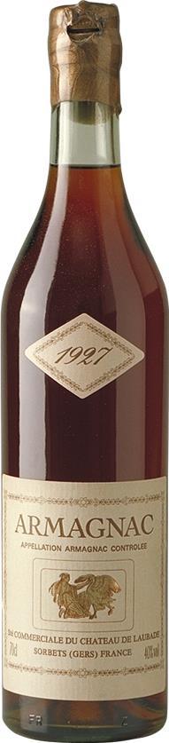Armagnac 1927 Château de Laubade (3851)