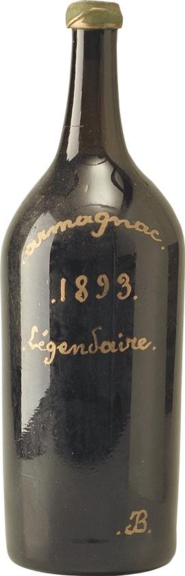 Armagnac 1893 Légendaire 2.5L (16965)