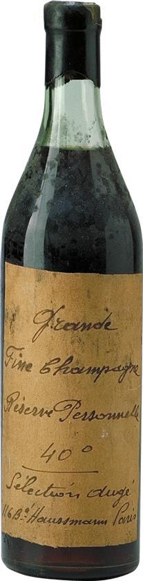 Cognac 1940 Augé Fine Champagne (4124)