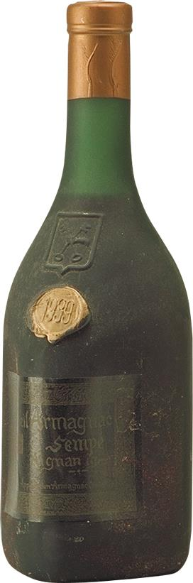 Armagnac 1939 Sempé Gift Set