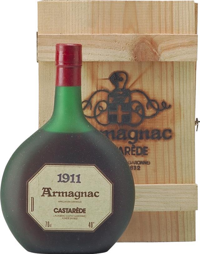 Armagnac 1911 Castarède (4216)