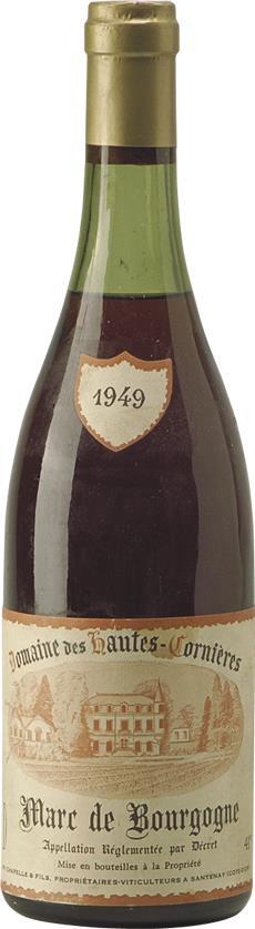 Marc 1949 Domaine des Hautes-Cornières (4287)