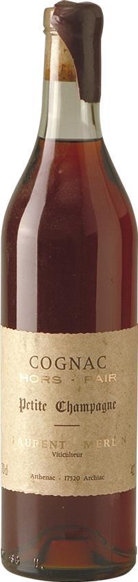 Cognac Laurent Merlin Hors Pair 50 Year Old (4472)