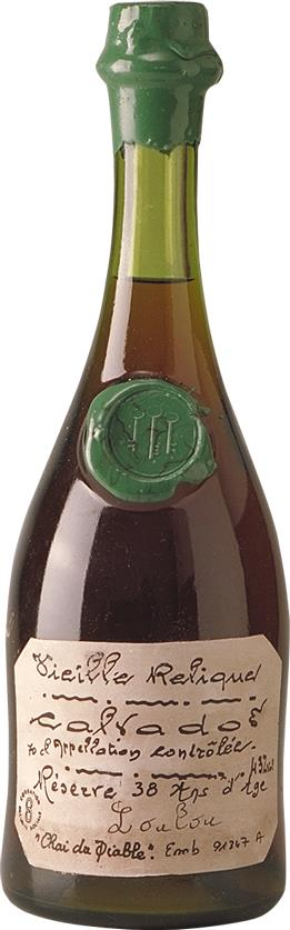 Calvados Chai du Diable (4527)
