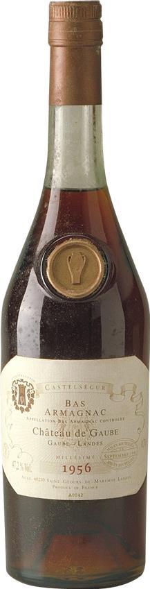 Armagnac 1956 Domaine de Gaube (4619)