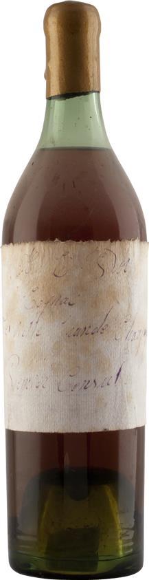 Cognac A.E. Dor  Très Vieille Grande Champagne Premier Consul Vintage 1800