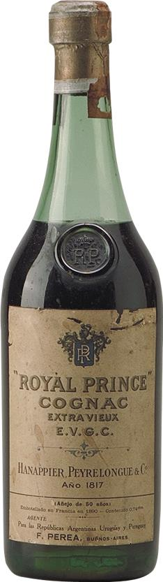 Cognac 1840s Hannapier Peyrelongue 50 Year Old (1638)