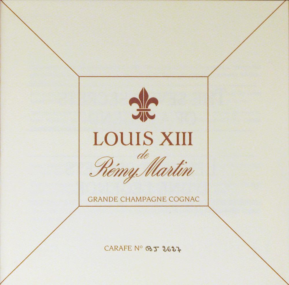 Cognac Rémy Martin Louis XIII 1990s