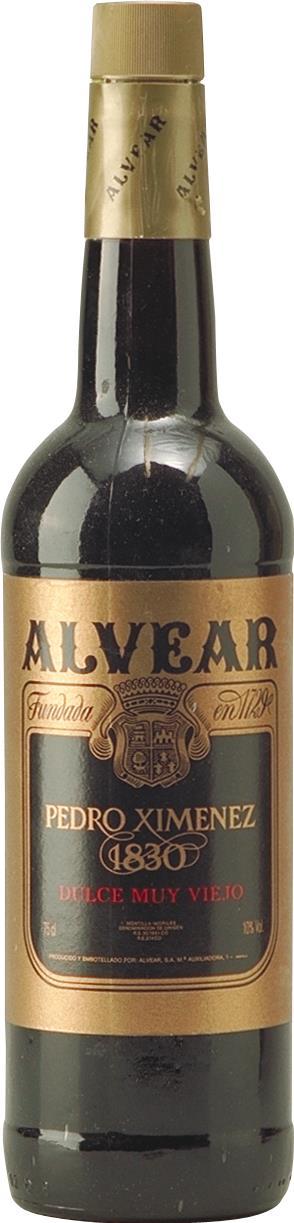 Sherry 1830 Alvear (7043)