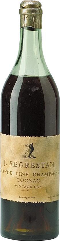 Cognac 1828 Segrestan J. (7613)