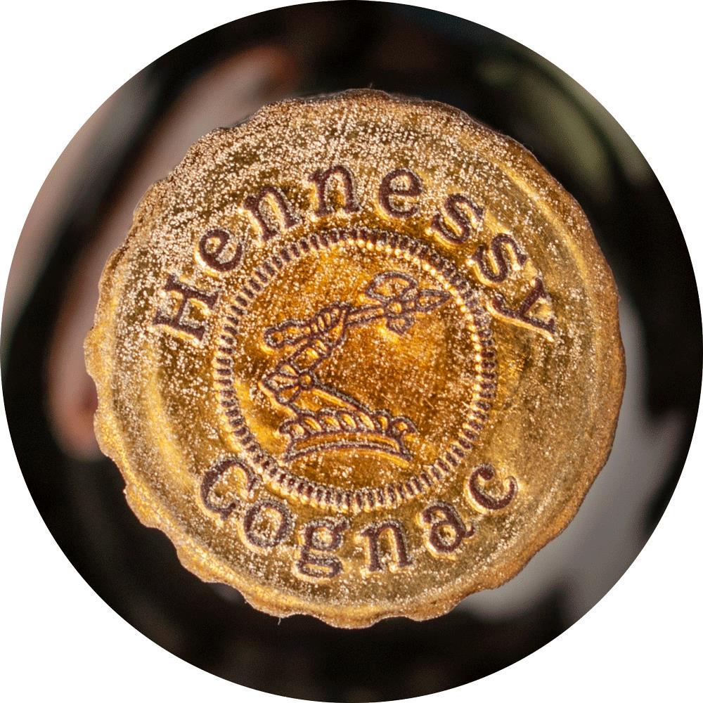 Cognac Hennessy Paradis Original 1970s