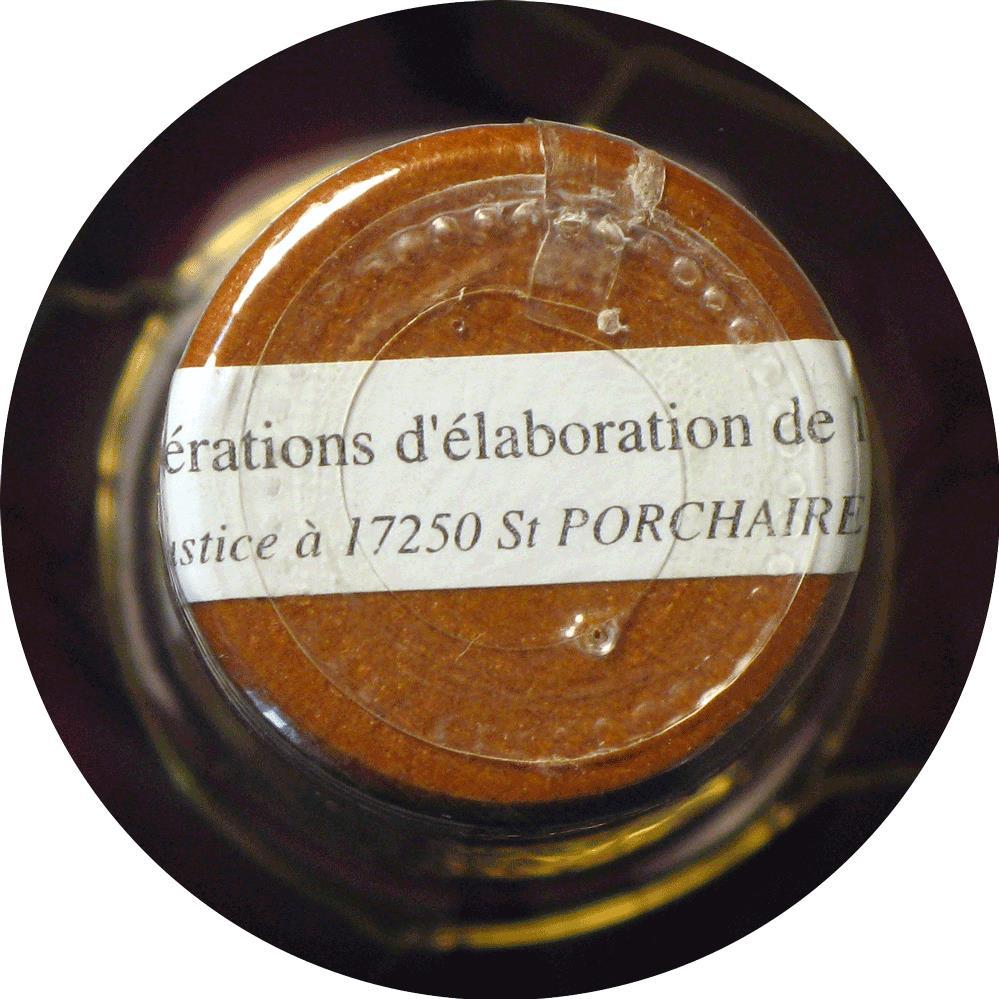 Cognac 1968 Godet Fin Bois