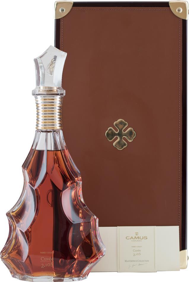 Cognac Camus Cuvée 2105
