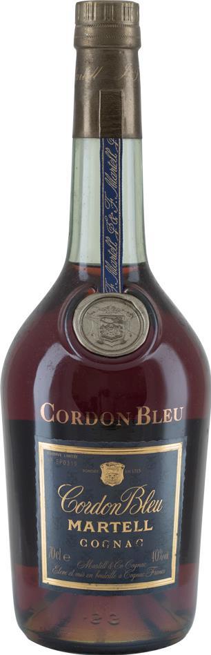 Cognac Martell Cordon Blue, Réserve Limitée