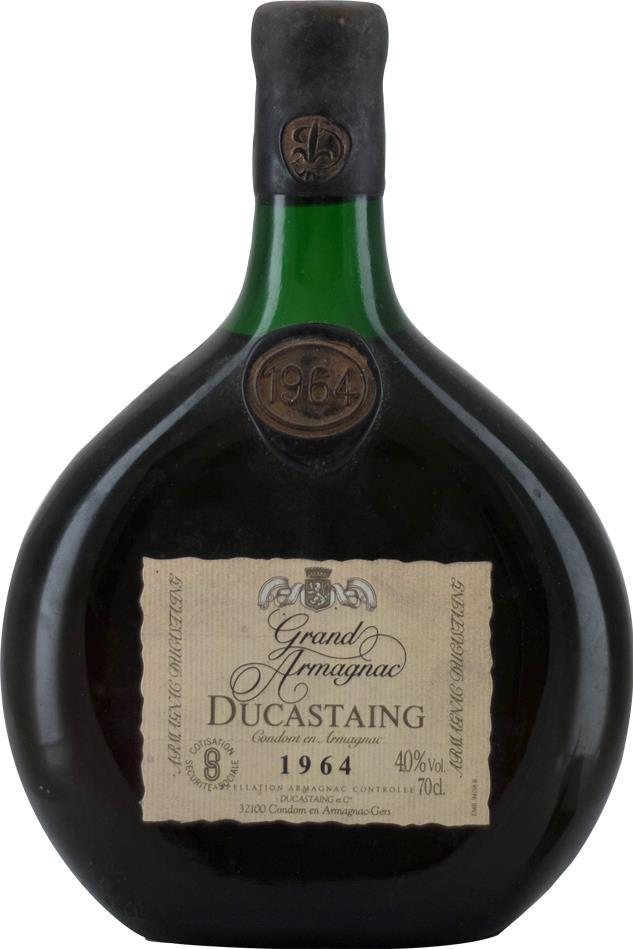 Armagnac 1964 Ducastaing (8633)