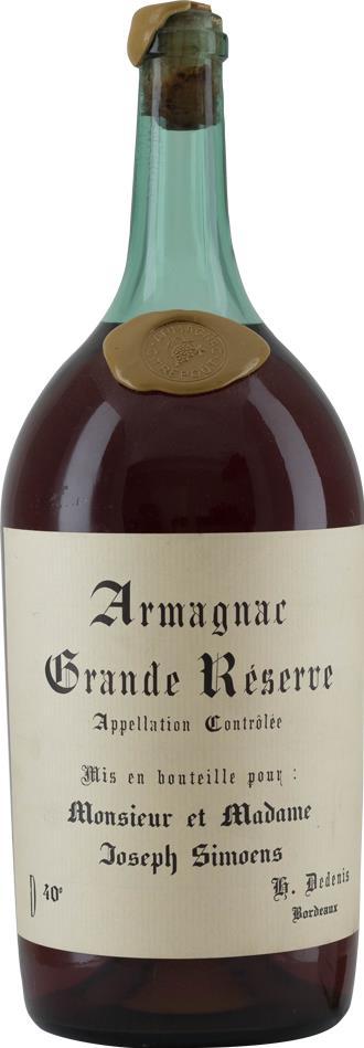 Armagnac NV Trepout (18039)