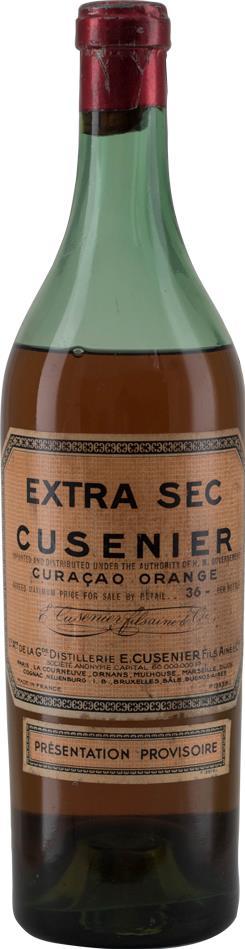Liqueur 1920 Cusenier (8649)