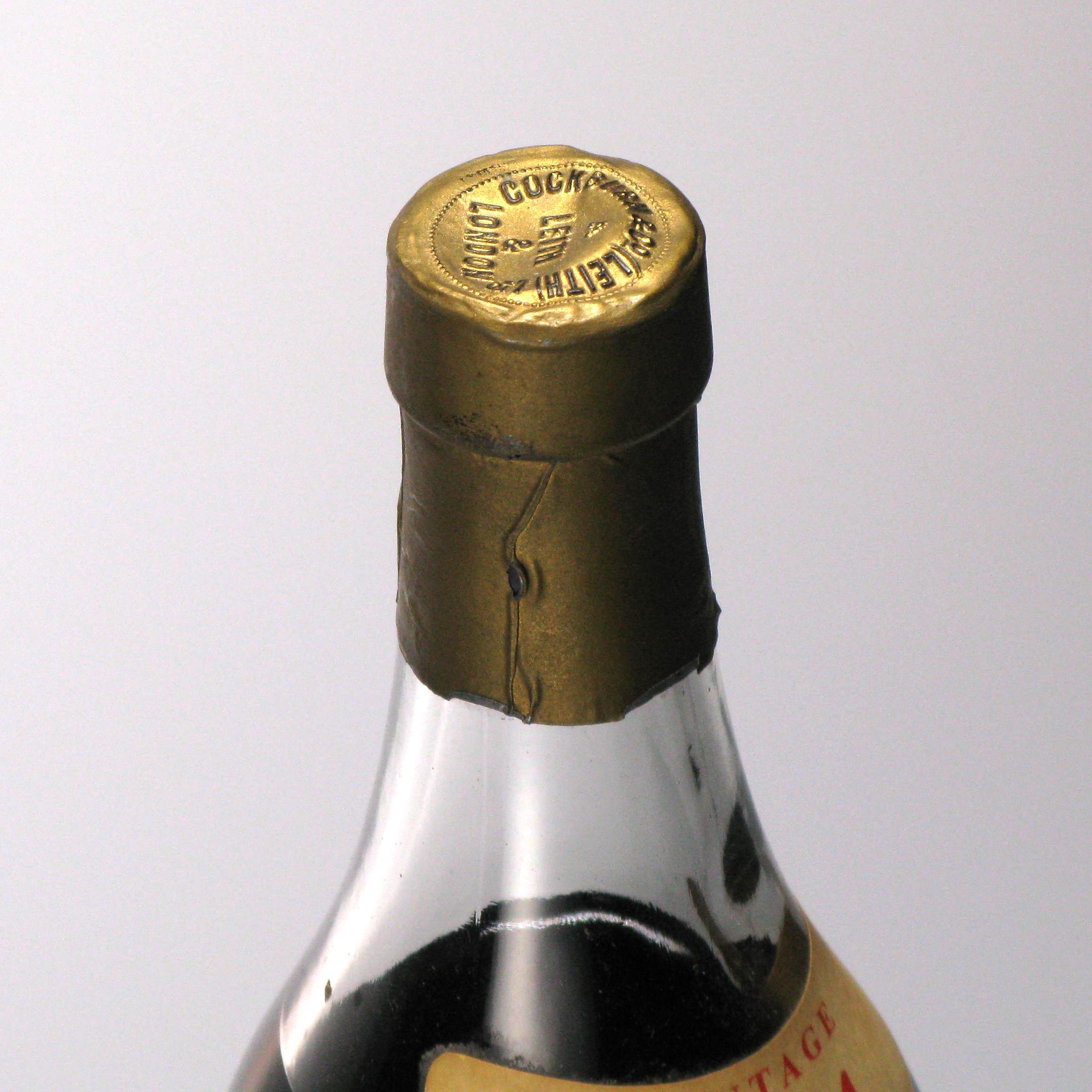 Cognac 1914 Cockburn & Co