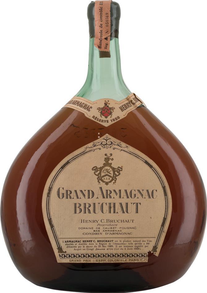 Armagnac 1928 Bruchaut 3L (9152)