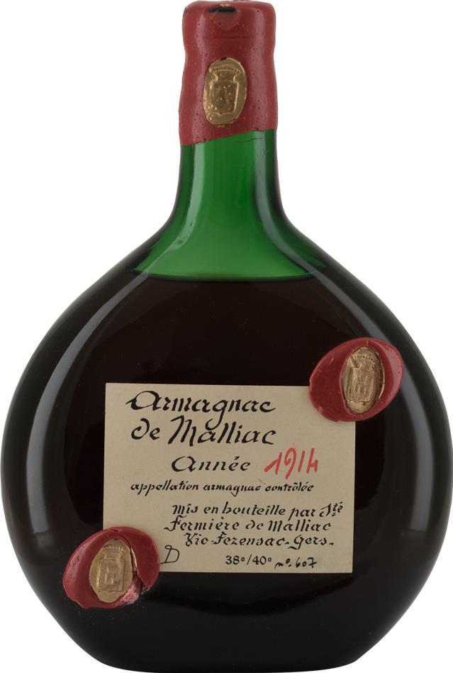 Armagnac 1914 Jean de Maillac (9175)