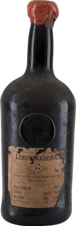 Madeira 1796 Lenox (9562)