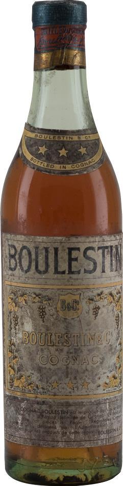 Cognac 1920's Boulestin Three Star (9570)