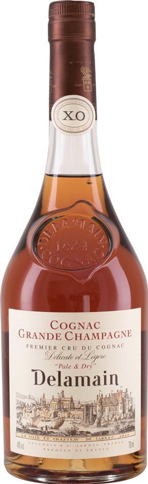 Cognac Delamain Pale & Dry XO