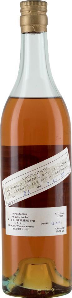 Cognac NV Barrière Freres