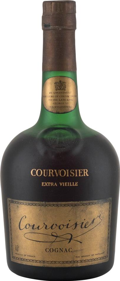 Cognac Courvoisier Extra Vieille 50 year old. (10175)