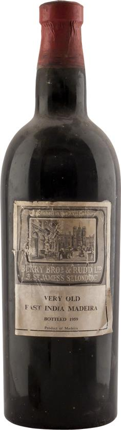 Madeira 1860 Berry Brothers & Rudd (2201)