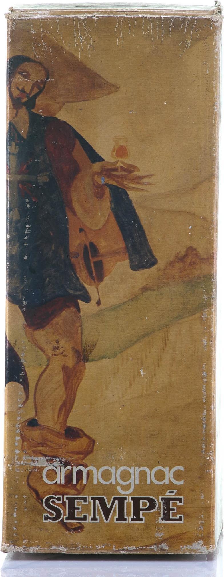 Armagnac 1893 Sempé