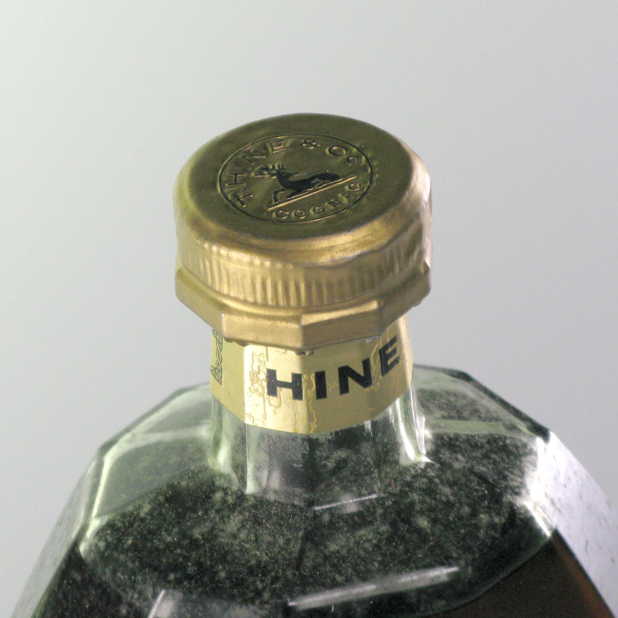 Cognac Hine Très Vieille Grand Champagne 1960s