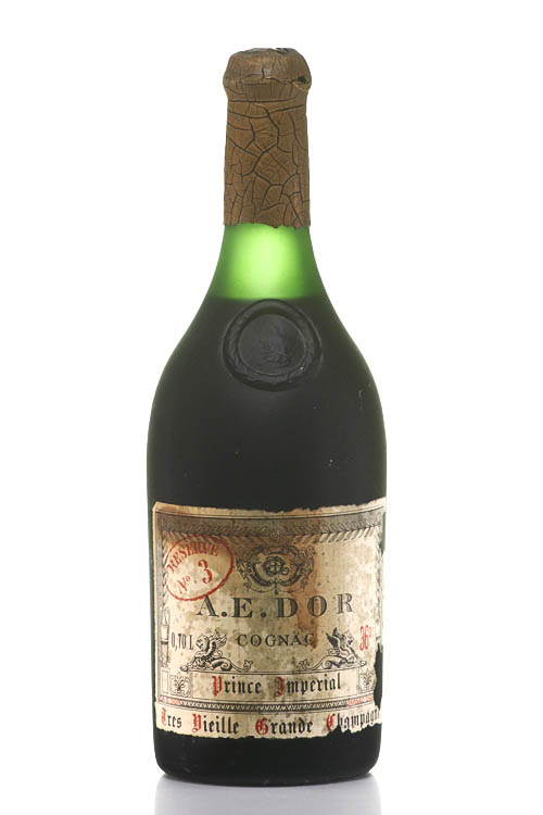 Cognac 1875 A.E. DOR