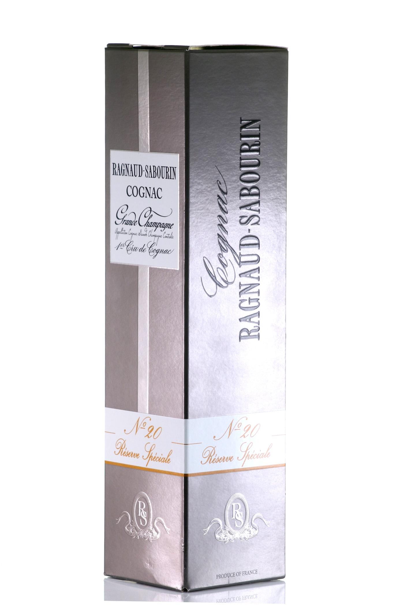Cognac Ragnaud Sabourin Reserve Spéciale Alliance 20